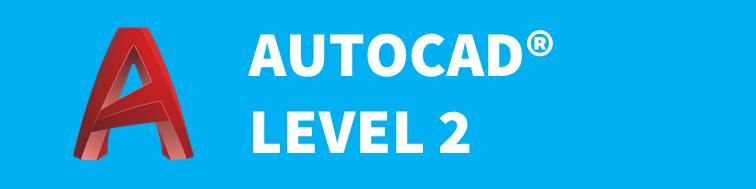 Autocad Level 2 button